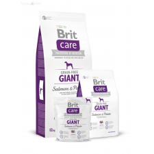 Brit Care gabona mentes hal+burgonya Giant 12 kg kutyaeledel