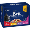 Brit Premium Cat Family Plate Multipack 1.2kg