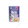 Brit Premium Cat tasakos Delicate Fillets in Jelly with Chicken 85g