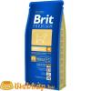 Brit Premium Medium Breed Adult 15kg