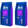 Brit Premium Senior Small 2*8 kg
