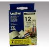 Brother Feliratozógép szalag, 12 mm x 8 m, BROTHER, fehér-fekete