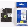 Brother TZ-FX231 / TZe-FX231, 12mm x 8m, fekete nyomtatás / fehér alapon, eredeti szalag