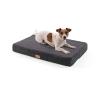 Brunolie Balu, kutyafekhely, párna kutya részére, mosható, ortopéd, csúszásgátló, légáteresztő memóriahab, S méret (72 x 8 x 50 cm)