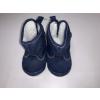BUBABA Bubaba babacipő tépőzáras| béléses 6-9 hó - Sötétkék