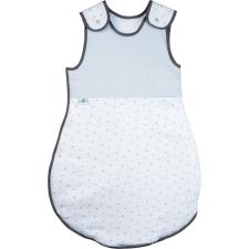 BUBABA hálózsák, ujjatlan nyári 0-6 hó - Szürke pöttyös gyerek hálóing, pizsama