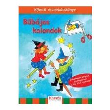 BŰBÁJOS KALANDOK gyermek- és ifjúsági könyv