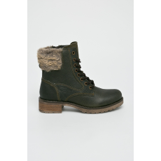 Bullboxer - Magasszárú cipő - zöld - 1397765-zöld