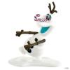 Bullyland bábu Olaf nyalóka Olaf Frozen jégvarázs Adventure Disney gyerek