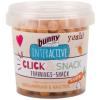 bunnyNature Crispy Snack Carrots 20g