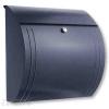 BURG WACHTER Modena utcai postaláda (fekete)