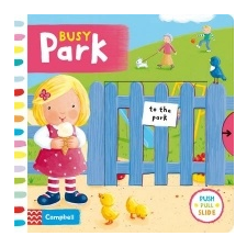 Busy Park – Rebecca Finn idegen nyelvű könyv