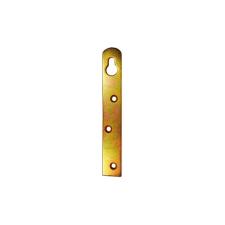 Bútorakasztó fül 20 x 90 mm egyenes barkácsolás, csiszolás, rögzítés