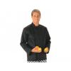 C834 - Somerset séf kabát - fekete