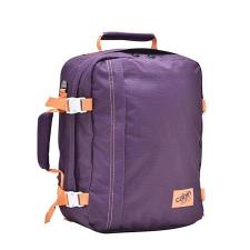 CABINZERO Classic kis utazó hátizsák 28l -Lila-narancs hátizsák