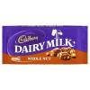 Cadbury Dairy Milk háztartási tejcsokoládé pörkölt mogyoróval 200 g