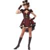 California Costumes Steampunk női jelmez, L