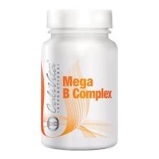 CaliVita Mega B Complex tabletta Megadózisú B-vitamin 100 db vitamin