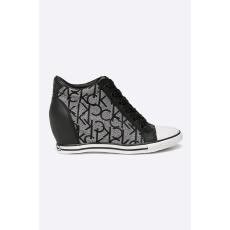 Calvin Klein Jeans - Cipő Vero Jacquard - sötétkék