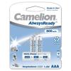 Camelion akku típus 24A AlwaysReady 2db/csom. 800mAh