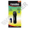 Camelion CT4004 9 ledes aluminium elemlámpa 3xR03