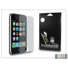 Cameron Sino Apple iPhone 3G/3GS képernyővédő fólia - Frosted - 1 db/csomag mobiltelefon kellék
