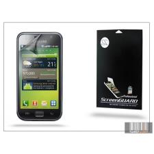 Cameron Sino Samsung i9000 Galaxy S/i9001 Galaxy S Plus képernyővédő fólia - Clear - 1 db/csomag mobiltelefon kellék