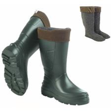 Camminare Angler EVA habosított műanyag csizma, kivehető, mosható bélés, -30°C, csúszásmentes talp, zöld, 42 munkavédelmi cipő