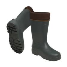 Camminare Explorer EVA habosított műanyag csizma, kivehető, mosható bélés, -30°C, csúszásmentes talp, zöld, 36 munkavédelmi cipő
