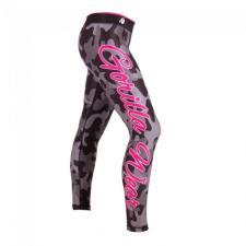 CAMO TIGHTS (BLACK/GREY) [S] leggings