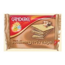 CANDEREL Földimogyorós ostya (40 g) diabetikus termék