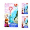 """Canenco Kulcstartó, 3D, figurás,  """"Frozen"""", vegyes minták"""