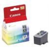 Canon CL-51 Tintapatron Pixma iP2200, 6210D, 6220D nyomtatókhoz, CANON színes, 3*7ml