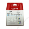 Canon CL-546 Tintapatron Pixma MG2450, MG2550 nyomtatókhoz, CANON színes, 180 oldal (TJCBCL546)