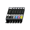 Canon CLI-551BXL Fotópatron Pixma iP7250, MG5450, MG6350 nyomtatókhoz,  fekete, 11ml