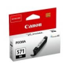 Canon CLI-571 [BK] tintapatron (eredeti, új)