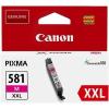 Canon CLI-581 XXL M magenta piros eredeti patron
