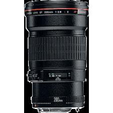 Canon EF 200mm f/2.8L II USM teleobjektív objektív