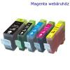 Canon PGI-5BK +CLI-8 utángyártott pack (5 db patron ) chipes