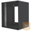 """Canovate (WCS-9-065DA) 6U SohoLine 19"""" 500x450mm fali rack szekrény"""