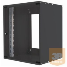 "Canovate (WCS-9-065DA) 6U SohoLine 19"" 500x450mm fali rack szekrény szerver"