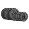 Capital Sports CAPITAL SPORTS IPB 15 kg set, súlytárcsa készlet, 4 x 1,25 kg + 4 x 2,50 kg, 30 mm