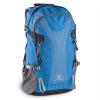 Capital Sports CS 38 szabadidő- és turisztikai hátizsák, 38 liter, vízlepergető nylon, kék