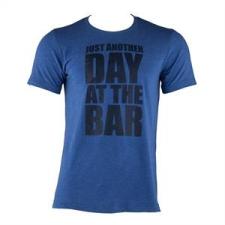 Capital Sports férfi edző póló, L méret, kék férfi póló