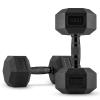 Capital Sports Hexbell, egykezes súlyzópár, 2 x 20 kg