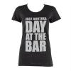 Capital Sports női edző póló, L méret, fekete