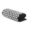 Capital Sports Relax Yantramatte, fekete, 70x40cm, akupresszúrás masszázs szőnyeg