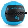 Capital Sports Wallba 10, sötétkék, 10 kg, wall ball, műbőr