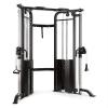Capital Sports Xtrakter edzőtorony, acél, 2 x 90kg, fekete