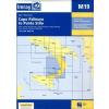 Capo Palinuro to Punta Stilo Chart M19 - Imray